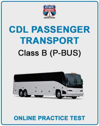 CDL Passenger Transport
