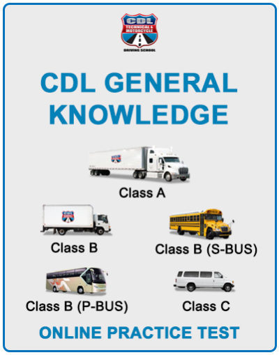 CDL VEHICLE CLASS - CDL LICENSE CLASS C - CDL Technical
